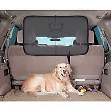 Solvit Pet Car Cargo Net Barrier