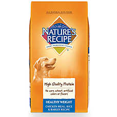 NATURE'S RECIPE® Healthy Weight Adult Dog Food