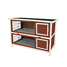 Advantek The Duplex Rabbit Hutch