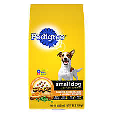 PEDIGREE® Small Breed Nutrition Dog Food