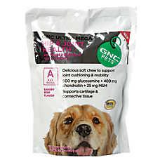 GNC Ultra Mega Hip & Joint Health Dog Soft Chew