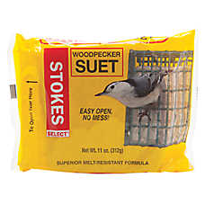 Stokes Select® Woodpecker Suet