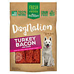 Freshpet® Dognation® Dog Treat - Natural, Grain Free, Turkey Bacon