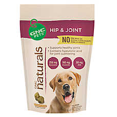 GNC Pets Hip & Joint Dog Supplement