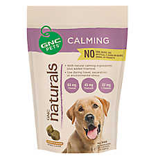 GNC Naturals Calming Dog Wafers