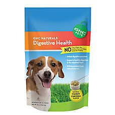 GNC Naturals Digestive Health Dog Powder