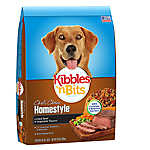 Kibbles 'n Bits Chef's Choice Homestlye Dog Food - Beef & Vegetable