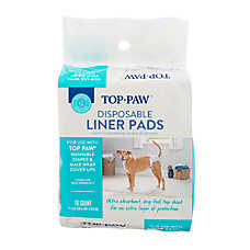 Top Paw Disposable Diaper Liners