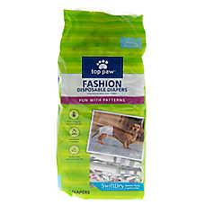 Top Paw Designer Diapers