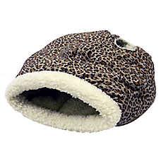 Precision Pet Suede Cave Pet Bed