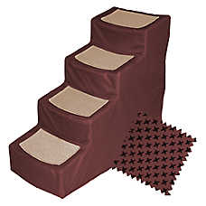 Pet Gear The Designer 4-Step Pet Stairs