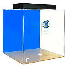 Clear-For-Life 25 Gallon Cube Aquarium