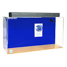 Clear-For-Life 135 Gallon Rectangle UniQuarium