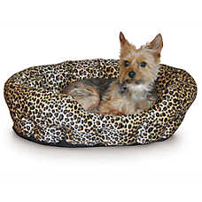 K&H Self Warming Nuzzle Net Pet Bed