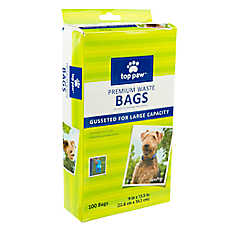 Top Paw® Premium Waste Bags