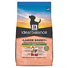 Hill's® Ideal Balance™ Large Breed Adult Dog Food