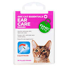 GNC Pets Ear Care Cat Swabs