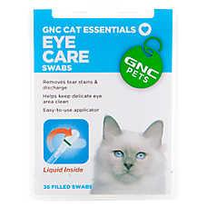 GNC Pets® Cat Essentials Eye Care Cat Swabs