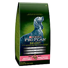 Purina® Pro Plan® Select™ Sensitive Skin & Stomach Adult Dog Food