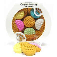 Claudia's Canine Cuisine Gourmet Forkpressed Dog Biscuit