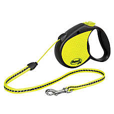 flexi® Neon Retractable Dog Leash