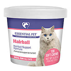 21st Century Hairball Support Cat Chews
