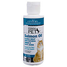 21st Century Salmon Oil Skin and Coat Cat Health