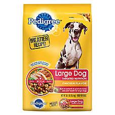 PEDIGREE® Large Breed Nutrition Adult Dog Food