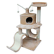 Kitty Mansions Memphis Cat Tree