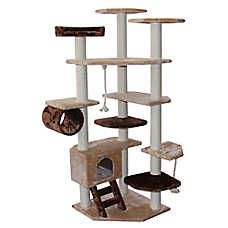 Kitty Mansions Troy Cat Tree
