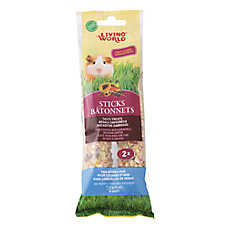 Living World® Sticks Guinea Pig Treats