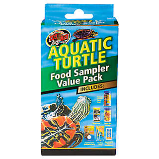 save up to 25% on select turtle food