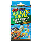 Zoo Med™ Aquatic Turtle Food Sampler Value Pack