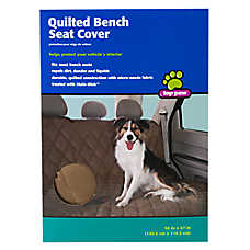 Top Paw® Quilted Bench Seat Cover