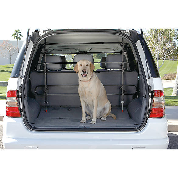 top paw universal vehicle pet barrier dog car barriers petsmart. Black Bedroom Furniture Sets. Home Design Ideas