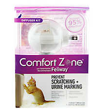 Comfort Zone® Feliway Cat Diffuser Kit