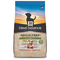 Hills® Ideal Balance™ Grain Free Adult Dog Food - Natural Chicken & Potato