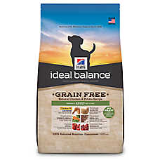 Hills® Ideal Balance™ Grain Free Adult Dog Food - Natural Chicken & Potato