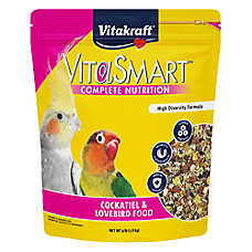 Vitakraft® VitaSmart Cockatiel & Lovebird Food