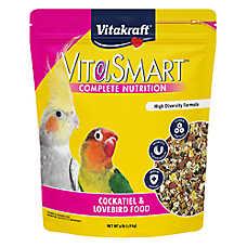 Vitakraft® VitaSmart Cockatiel & Lovebird Food