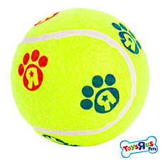 "Toys""R""Us® Tennis Ball Dog Toy"