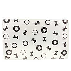 Grreat Choice® Bones & Circles Placemat