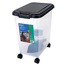 Top Paw® Dog Food Container Kit With Treat Jar
