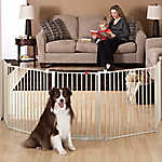 Top Paw® Super-Wide Convertible Pet Gate