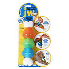 JW Pet® Evertuff Pod Treat Dispenser Dog Toy