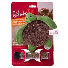 Petlinks™ Tipsy Turtle Cat Toy