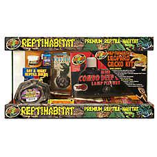 Zoo Med™ Reptihabitat Leopard Gecko Terrarium Kit