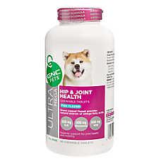 GNC Ultra Mega Green Lipped Mussel Dog Chewable Tablet