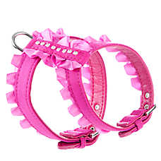 Top Paw® Ruffle Dog Harness