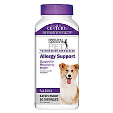 21st Century Essential Pet Dog Allergy Support